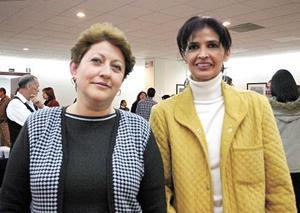 Julia Payán de Peña y Elvira C. de Quiroz