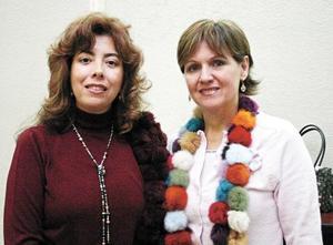 <B>'LA FIESTA DE LA VIDA'</B> <BR>   Gina de Ramírez y Gaby de García