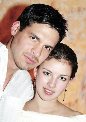 Renata Olivares e Israel García