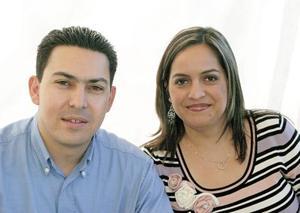 Daniel Amarante y Canela Portillo de Amarante