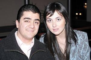 Jorge y Marycarmen Fahur