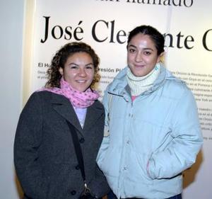 Isabel Soto y Maribel Ortiz.