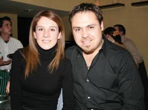 Antonio y Adriana Ortega