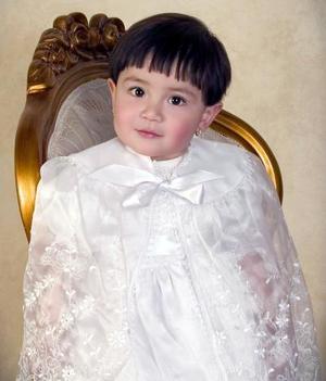 Ángela Dayana Ramírez Salazar recibió las benditas aguas del bautizo en la Catedral de Nuestra Señora del Carmen el 23 de enero.