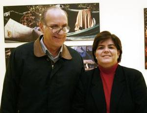 Fernando García y Carolina M. de García.