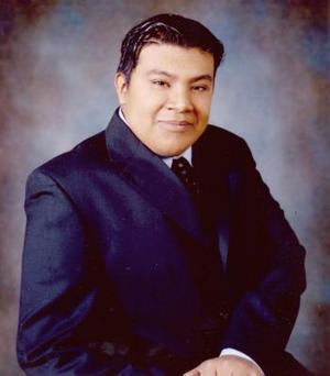 Moisés Galván Salazar festejó 18 años de vida el pasado mes de diciembre de 2004.