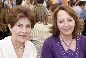 Norma Franch y Ton Fernández.