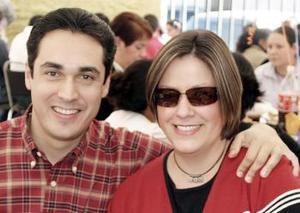 Carlos y Susana Ramírez.