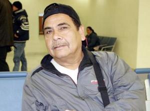 Jesús García regresó a Los Ángeles, luego de vacacionar en La Laguna.