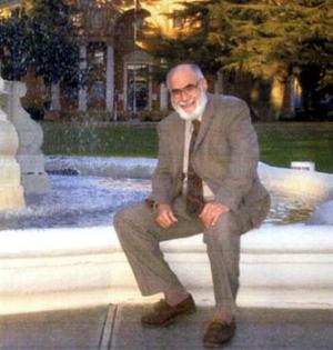 Doctor en Matemáticas George Luna Meza, maestro emérito de la Universidad de San Luis Obispo, California