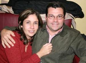 Magel y Beto Esparza.