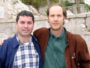 Roberto García Bredée y Gustavo Bredée Treviño