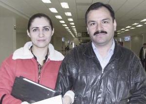 Guadalupe Pimentel voló al DF y fue despedida por el señor Salazar.