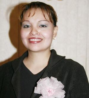 Ana Luisa Ceravantes Aguilar disfrutó de una despedida de soltera que le organizó Isabel García.
