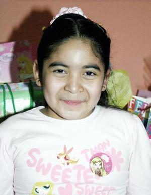 <b>12 de febrero de 2005</b> <p> Sandra Paola Rodríguez Ubillo captada el día de su séptimo cumpleaños.