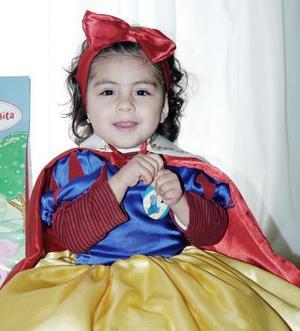 Con motivo de su cumpleaños, Paulina Gamboa Mercado disfrutó de un convivio.