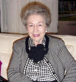 Doña Pilar Díaz
