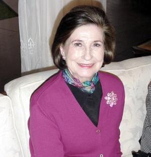 <b>15 de febrero de 2005</b> <p> Doña Rosario Lamberta.