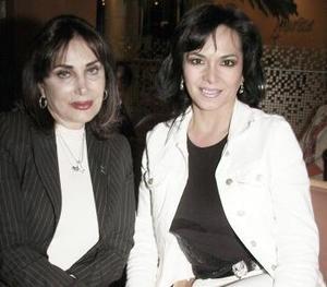 Martha Orduña y Brenda Monárez.