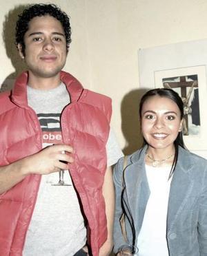 Alejandra Esquivel y Teresa Hernández.
