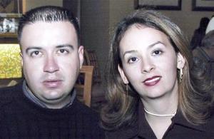 Juan Carlos Tirado y Malú Pavón