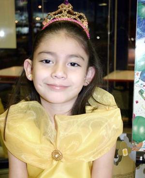 Areli S. Álavarez Canales disfrutó de una bonita fiesta infantil, con motivo de su cumpleaños.