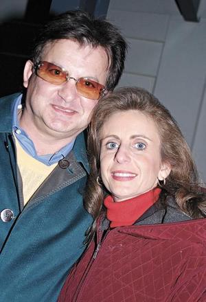 Ricardo Zarzar y Katia H. de Zarzar