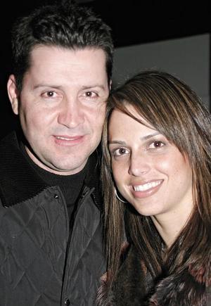 Antonio y Sandra Hoffman de Kuri