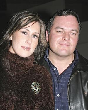 Jaime y Liliana Russek