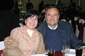 Berta A. de Martín y Gerardo Martín Soberon
