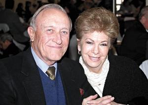 Rodolfo Veyán y Aurora Humphrey de Veyán