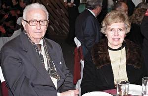 Alejandro Lazalde y Carmen de Lazalde