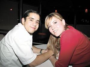 Chepo Pérez y Malu Martínez