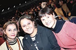 Charmaine, Char y Marcela Villalobos