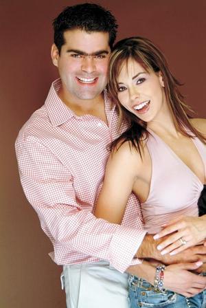 Ángel Sobrino Fernández y Sabina Rubio Gutiérrez.