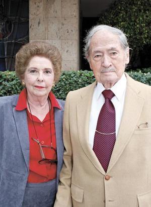 Salvador Torres y María Luisa Valente de Torres