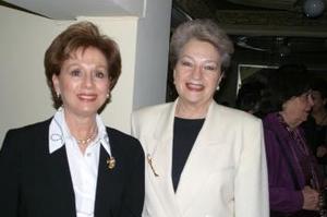 Blanca Bernal y Bárbara López