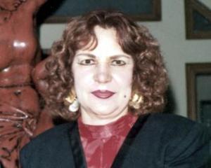 Irma Beatriz Bermeo de Ortiz, fundadora y presidenta de la Asociación de Mujeres Poetas de La Laguna.