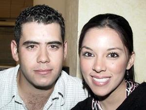Mey Yein y Ramiro Padilla.