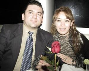 Jorge Salinas y Zalma de Salinas.