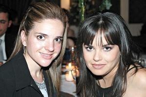 Karina Duarte y Alejandra Garza