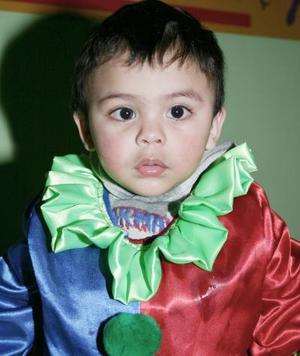 <b>18 de febrero de 2005</b> <p> David Jared Ceniceros Rodríguez, celebró su primer cumpleaños.