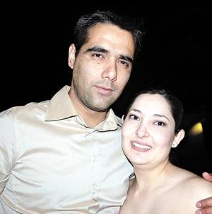 Gabriela y Alfredo Díaz