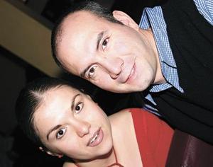 Nayeli Félix y Manuel Barragán