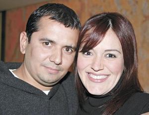 Hilda y Jorge Córdova