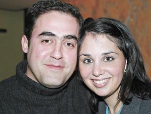 Alejandra y Carlos Fernández