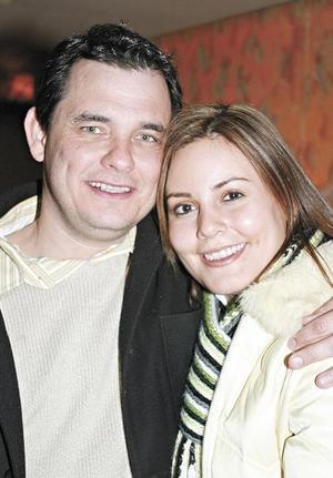 Alberto y Julia de la Rosa