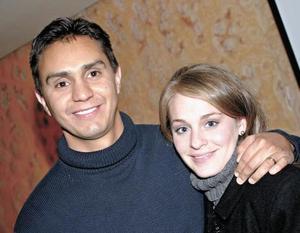 Flor y Miguel Nahle