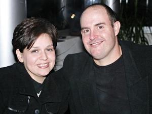 Gullermo y Lucy Murra