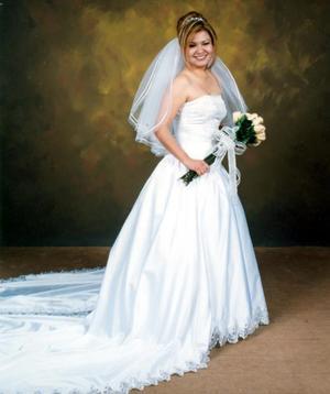 Q.F.M. Claudia Susana Chacón  Ríos  unió  su vida en el Sacramento del matrimonio  a la del Sr. Rubén Eduardo Reyes Meza